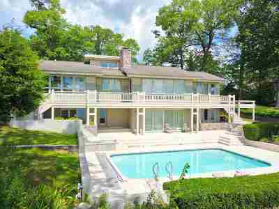 Syracuse Single Family Home For Sale: 737 E Northshore Drive