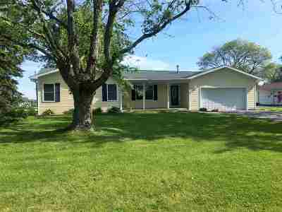 Sweetser Single Family Home For Sale: 112 Peterson Drive