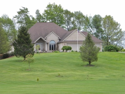 Kosciusko County Single Family Home For Sale: 5360 S 50 W