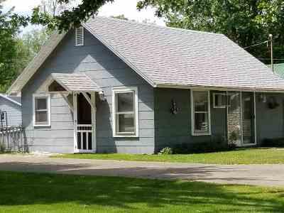 LaGrange County Single Family Home For Sale: 7105 S 130 E