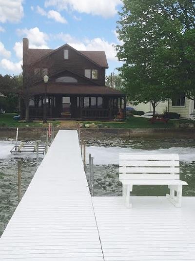 Syracuse Single Family Home For Sale: 8069 E Rosella Street
