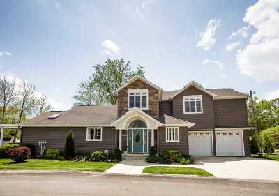 Kosciusko County Single Family Home For Sale: 10380 N North Channel