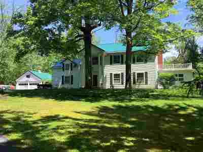 Marion Single Family Home For Sale: 2406 N Wabash Road