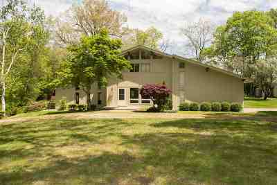 Battle Ground Single Family Home For Sale: 8617 St Rd 43 N