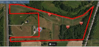 Butler Residential Lots & Land For Sale: County Road 61