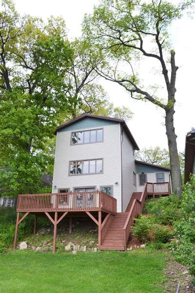 LaGrange County Single Family Home For Sale: 9240 E 430 S