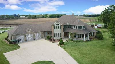 Goshen Single Family Home For Sale: 16255 County Road 22