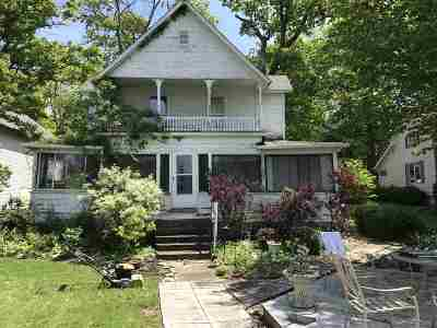 Steuben County Single Family Home For Sale: 95 Lane 130a Lake George