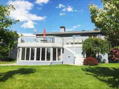 Kosciusko County Single Family Home For Sale: 12121 N Hiawatha