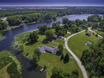 Lagrange County, Noble County Manufactured Home For Sale: 5733 S Woodstrail Dr-57