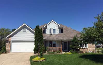 New Haven Single Family Home For Sale: 9407 Newgate