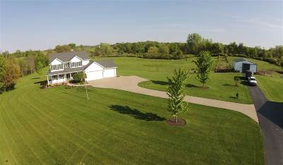 Kosciusko County Single Family Home For Sale: 4763 E 450 S