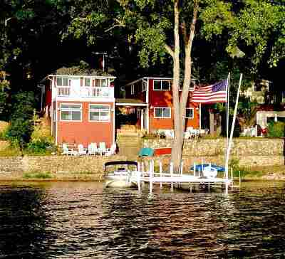 Kosciusko County Single Family Home For Sale: 6849 N. Kalorama Road