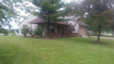 Allen County, Kosciusko County, Noble County, Whitley County Single Family Home For Sale: 6003 Running Brook