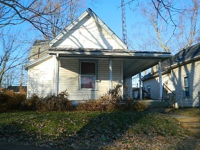 Marion Single Family Home For Sale: 2310 S Adams Street