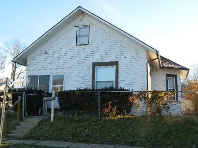 Marion Single Family Home For Sale: 156 N Branson Street