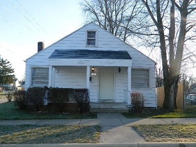 Marion Single Family Home For Sale: 1701 S Gallatin Street