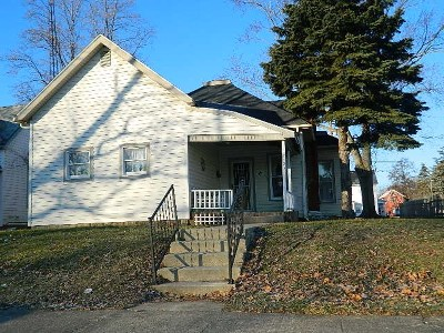 Marion Single Family Home For Sale: 2304 S Adams Street