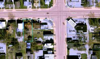 Waterloo Residential Lots & Land For Sale: 135 W Union St