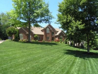Newburgh Single Family Home For Sale: 6644 Hillsgate Court