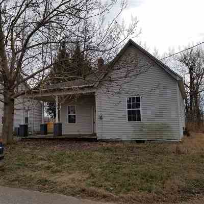 Spencer County Single Family Home For Sale: 9103 W County Road 100 N