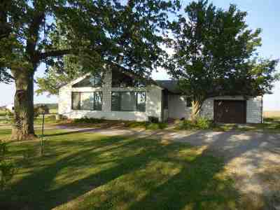 Columbia City Single Family Home For Sale: 9021 S 200