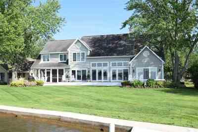 Kosciusko County Single Family Home For Sale: 6002 E George St