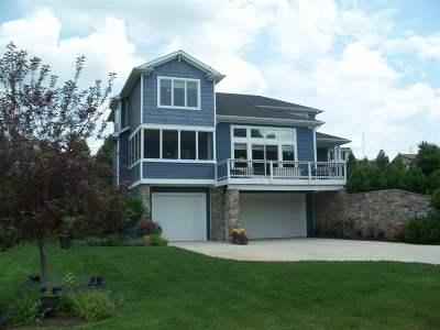 Steuben County Single Family Home For Sale: 300 Lane 220 Lake Gage Dr. Lake Gage