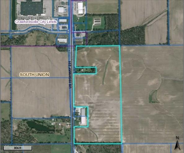 Listing 2146 S Us Highway 231 Crawfordsville In Mls 201727148