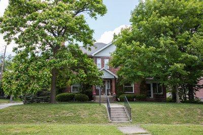 Huntington Single Family Home For Sale: 250 W Tipton Street