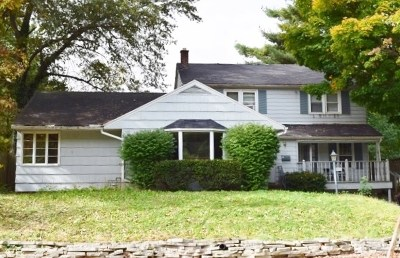 West Lafayette IN Single Family Home Back On Market: $225,000