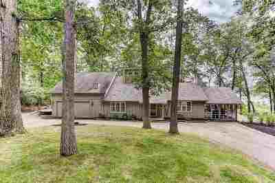 Steuben County Single Family Home For Sale: 175 Lane 650 Bd Snow Lake