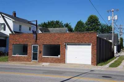 Dubois County Commercial For Sale: 405 Newton Street
