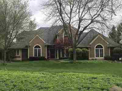Fort Wayne Single Family Home For Sale: 4533 Scotia