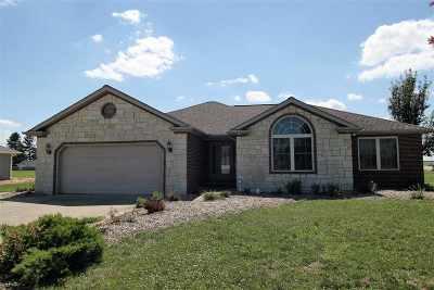 Jasper Single Family Home For Sale: 4177 N Portersville Road
