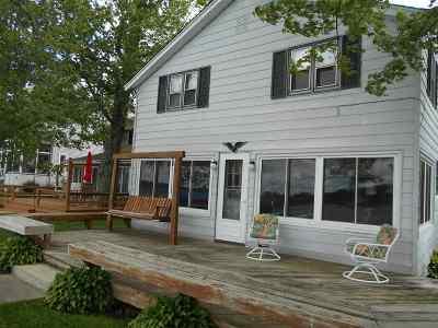 Kosciusko County Single Family Home For Sale: 15 Ems T38 Ln