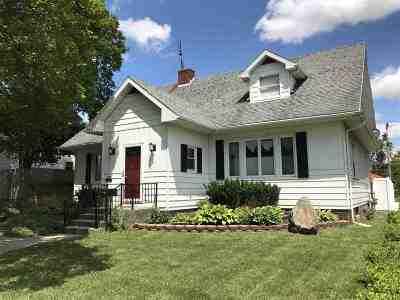 Whitley County Single Family Home For Sale: 226 N Line St