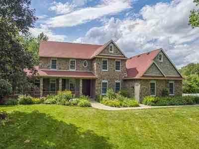 Allen County Single Family Home For Sale: 16405 Davis Road