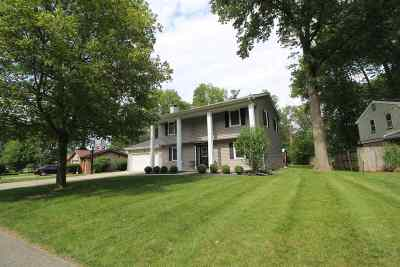 Marion Single Family Home For Sale: 1316 N Lincolnshire