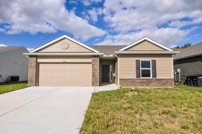 Lafayette Single Family Home Back On Market: 2926 Bond Drive (Lot 267)