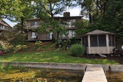Kosciusko County Single Family Home For Sale: 77 Ems B48 Ln
