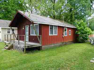 Kosciusko County Single Family Home For Sale: 35 Ems B74