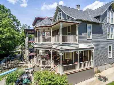 Kosciusko County Single Family Home For Sale: 909 Sunday