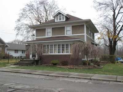 Markle Single Family Home For Sale: 260 E Wilt