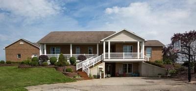 Kosciusko County Single Family Home For Sale: 8212 S State Road 15