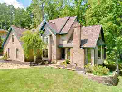 Evansville Single Family Home For Sale: 12522 Red Gate Road