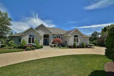 Fort Wayne Single Family Home For Sale: 5204 Tatum