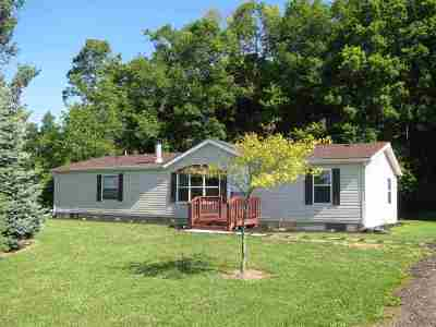 Kendallville Manufactured Home Cont-Accptngbackupoffers: 2165 E Mapes