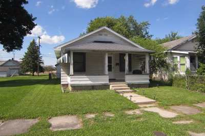 Marion Single Family Home For Sale: 1612 W Marion