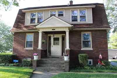 New Haven Single Family Home For Sale: 1154 E Lincoln Highway